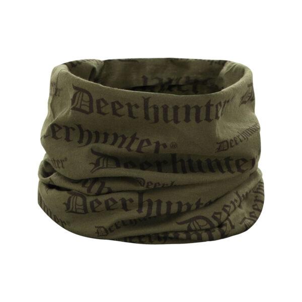 Deerhunter Logo Halsedisse Tarmac Green