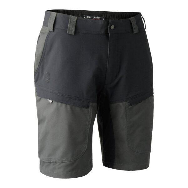 Deerhunter Strike Shorts Black Ink 44