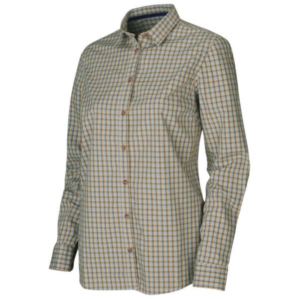 Härkila - Selja L/S Check Skjorte Heritage til kvinder Medium