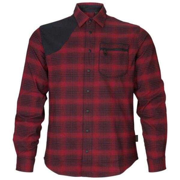 Seeland - Terrain Skjorte 3-XL Rød